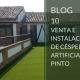 Venta e Instalación de césped artificial en Pinto