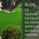 Venta e instalación de césped artificial en Alcalá de Henares