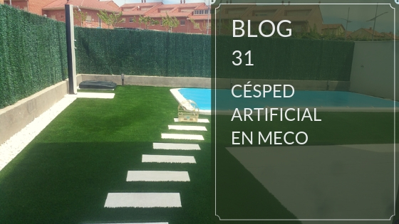 Césped Artificial en Meco