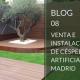 Venta e Instalación de césped artificial en Madrid