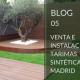 Tarimas sintéticas Madrid
