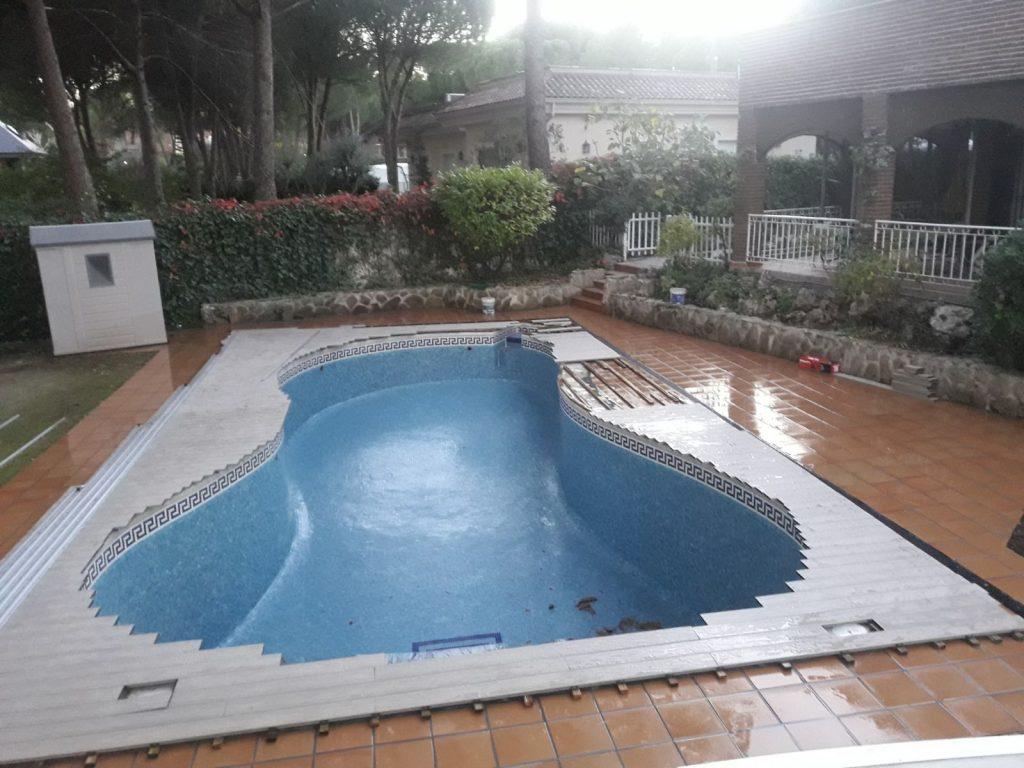 Las mejores piscinas de obra en Madrid